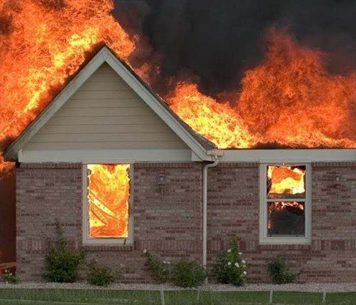 Fire Damage Natural ways to fireproof your home!